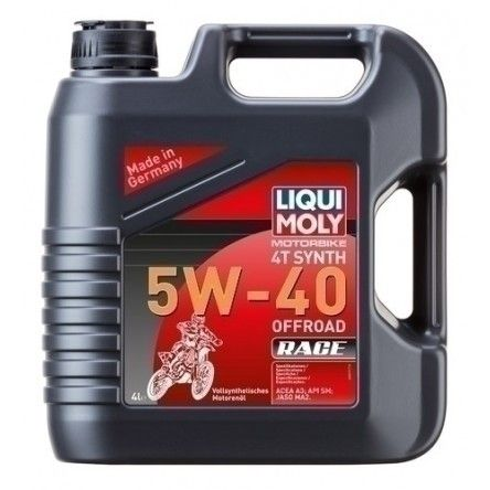 ACEITE LIQUI MOLY 5W40 OFFROAD RACE