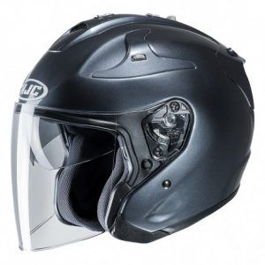 CASCO HJC FG JET METAL ANTRACITA